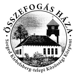 Összefogás Háza logo kerek